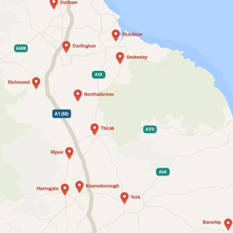 Newtons Solicitors Office Locations