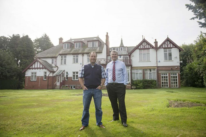 Newtons Acts in Multi-Million Pound Sale of Historic Home