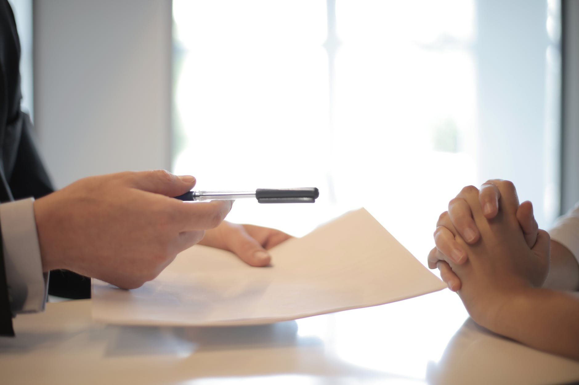 What does an employment contract include?