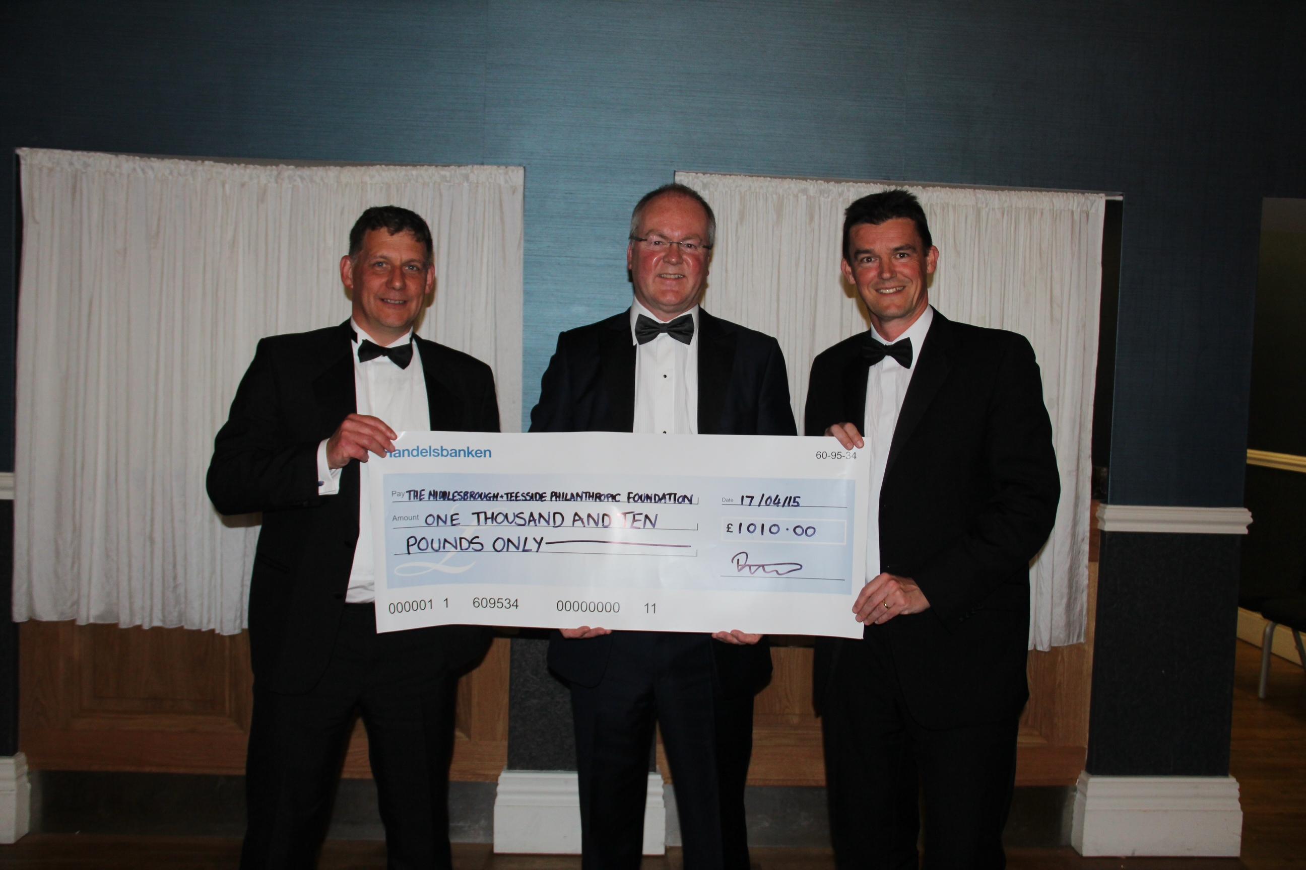 The Middlesborough-Teesside Philanthropic Foundation