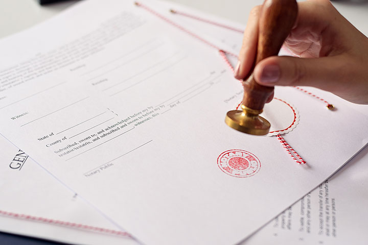 Notary Public and Notarial Services at Newtons Solicitors