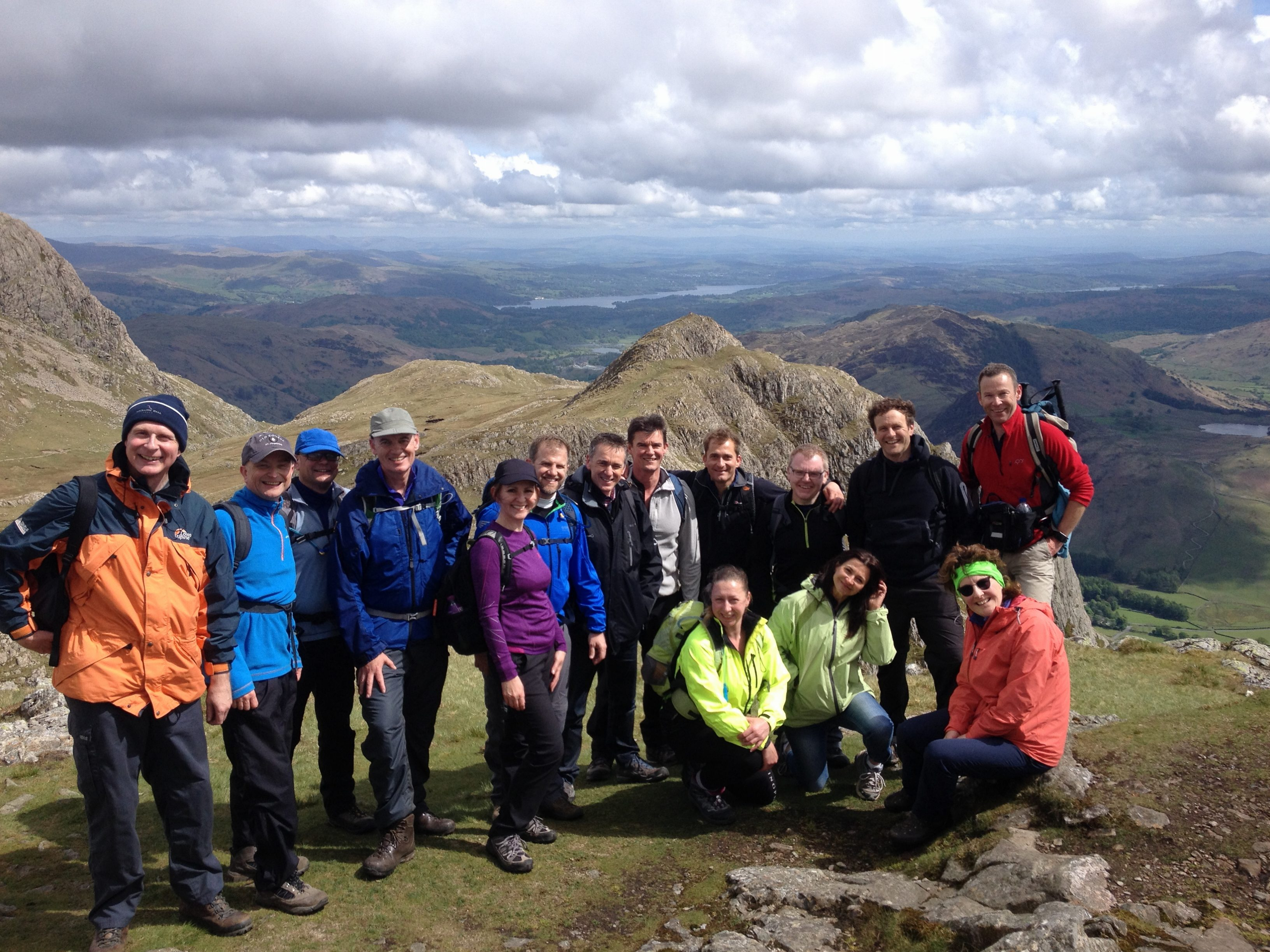 Newtons Solicitors Annual Lake District Walk