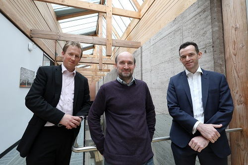 Taken: 18th October 2017  Location - Rivergreen Centre, Durham  with Edward Twiddy – Atom Bank, Andrew Cawkwell and Jamie McEwan – Newtons.   Photographer/Byline Dave Charnley Photography  www.davecharnleyphotography.com