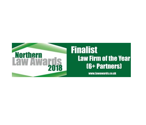Newtons Solicitors Northern Law Awards 2018 Finalists
