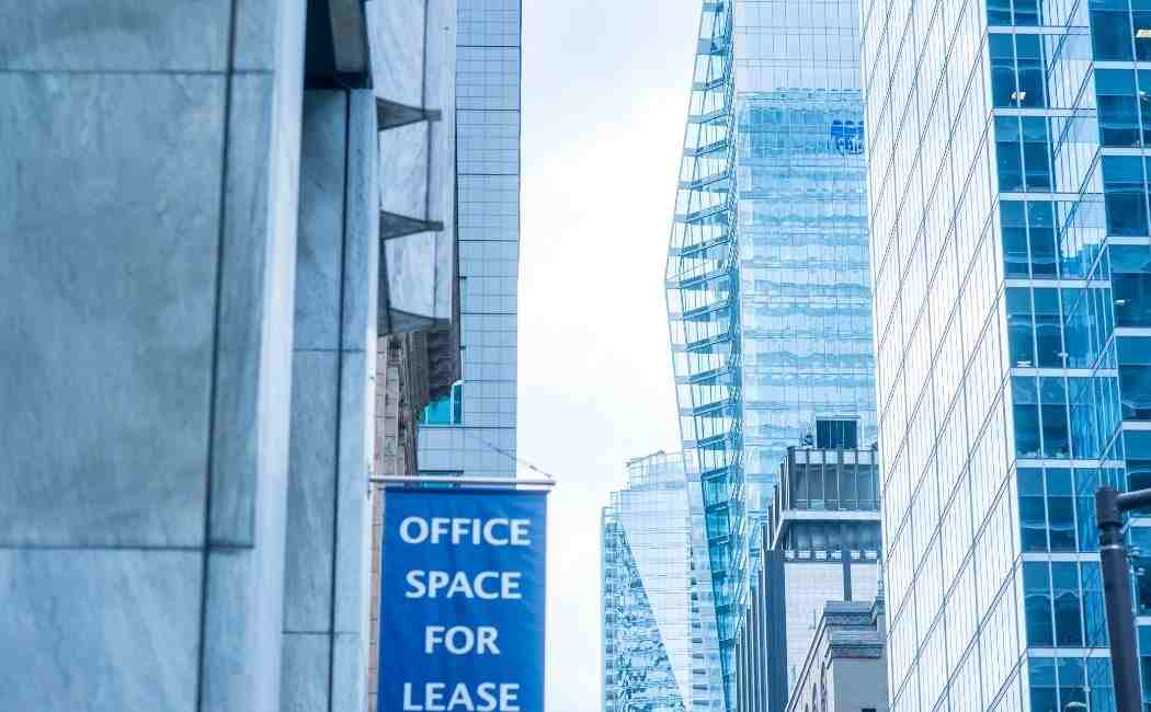 Due to increase in people working from home, many businesses want to terminate their lease early for their office space.