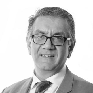 Headshot of Inderjit Gill, Senior Commercial Litigator at Newtons Solicitors.